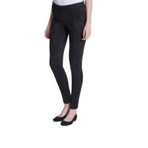 Andrew Marc Faux Suede Pull On Pant